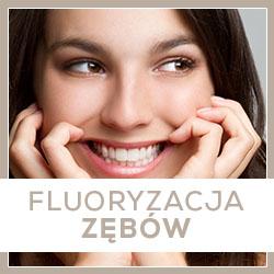 fluoryzacja zębów opole