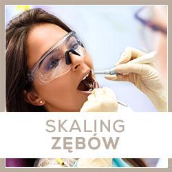 skaling zębów opole